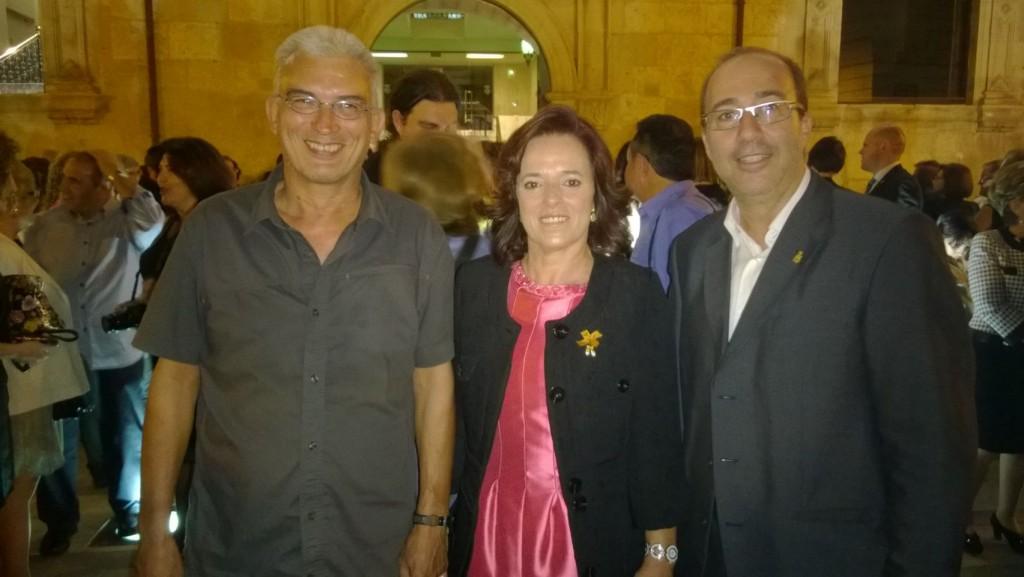 Pep, Adelaida i Diego